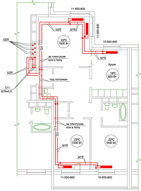 Можно ли отключить отопление в многоквартирном доме